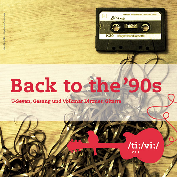T Seven - Back to the 90s